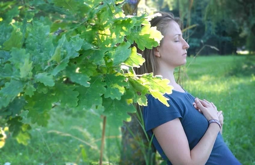 Foto betydningen av anahata Akaal Yoga