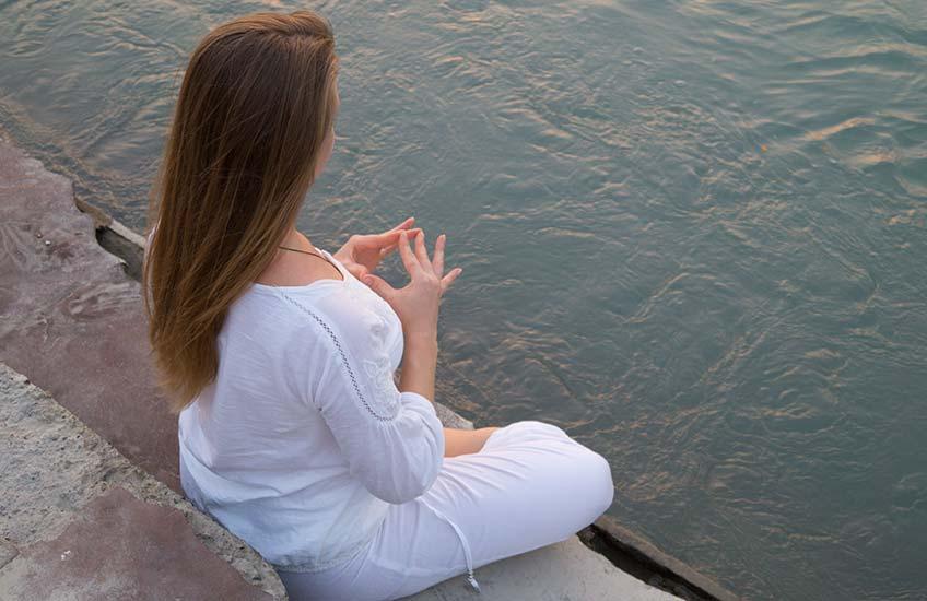 Foto hva er meditasjon